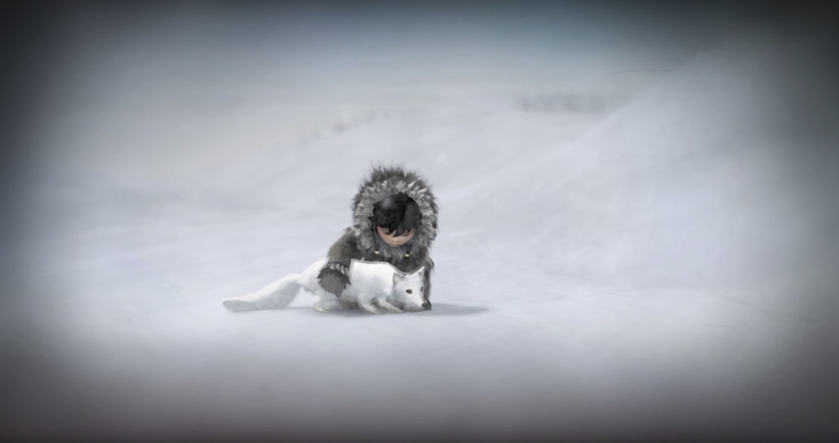 Nuna and her Arctic fox / Upper One Games