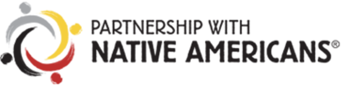 Partnership With Native Americans logo