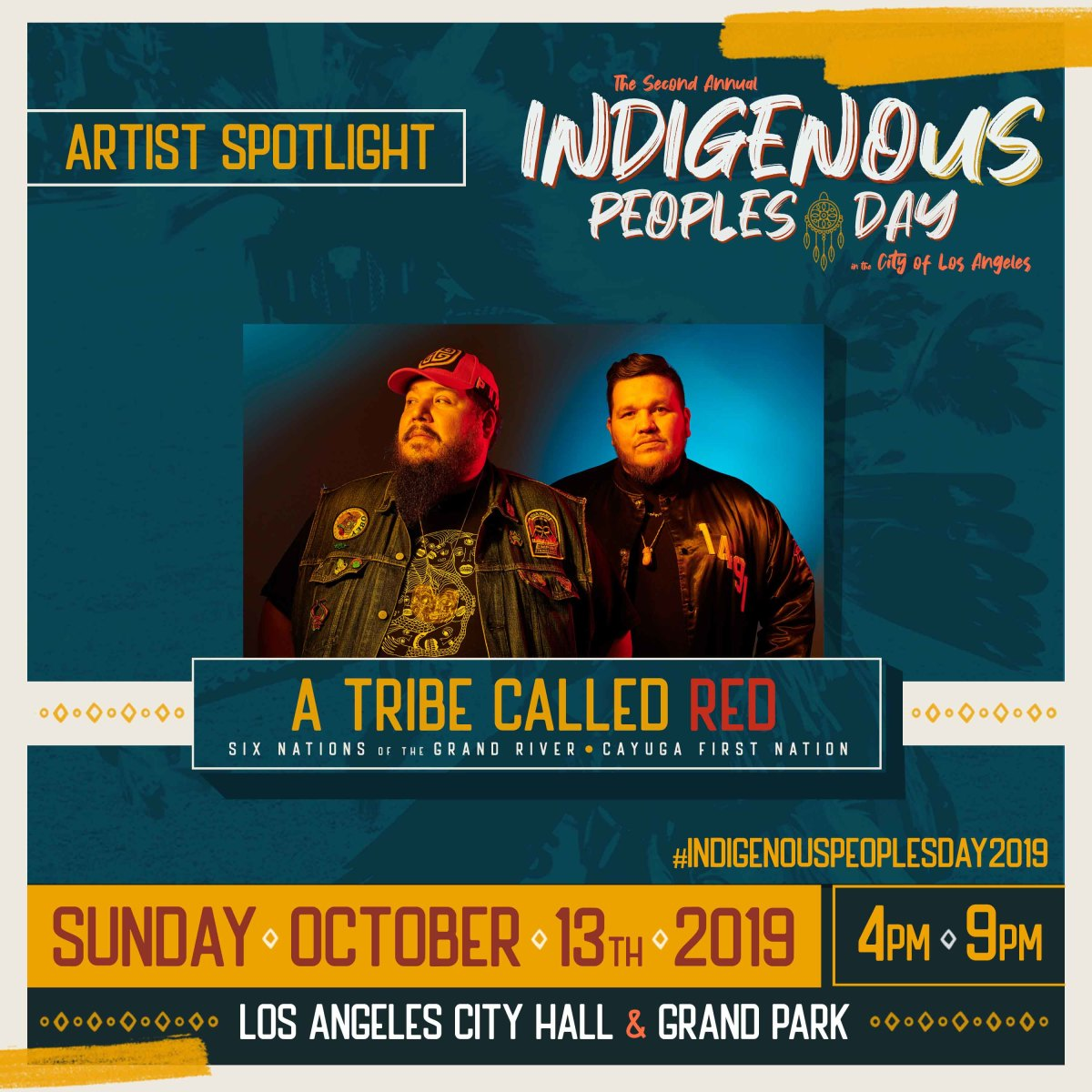 IPD 2019 - A Tribe Called RED