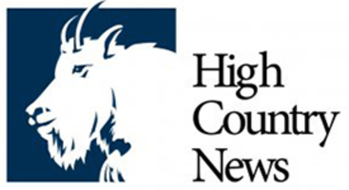 High Country News - cropped logo