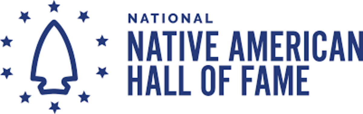 National Native American Hall of Fame - banner logo