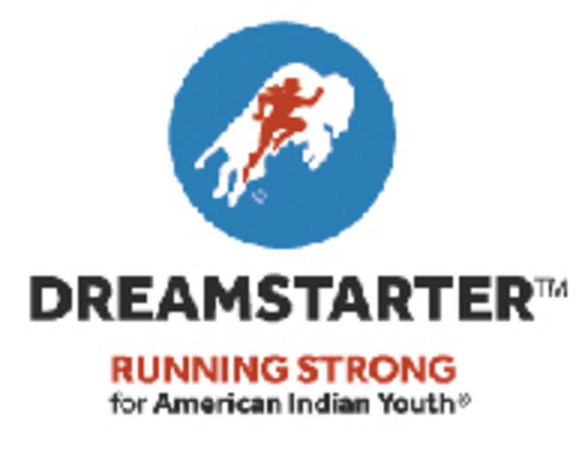 Dreamstarter - Running Strong for American Indian Youth logo small
