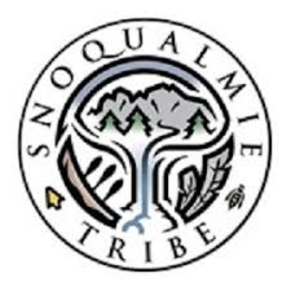 Snoqualmie Indian Tribe seal