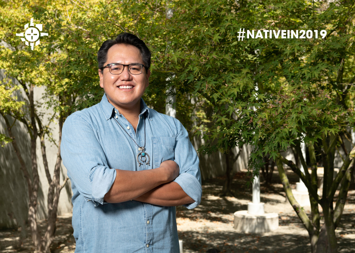 Engineer Aaron Yazzie, Navajo, worked on NASA's Perseverance Rover and will be sharing his experience with Indian Country Today via an Instagram Takeover.