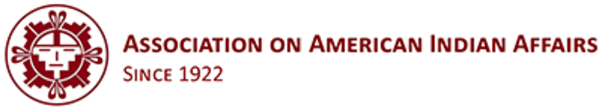 Association on American Indian Affairs - aaia - logo banner
