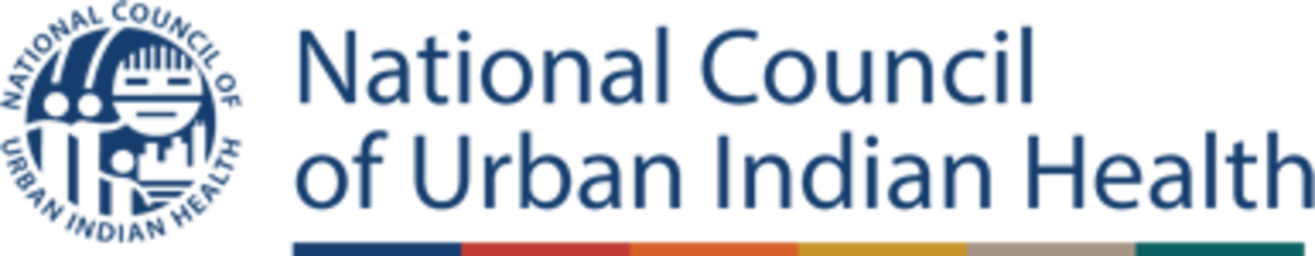 National Council of Urban Indian Health banner logo sub policy