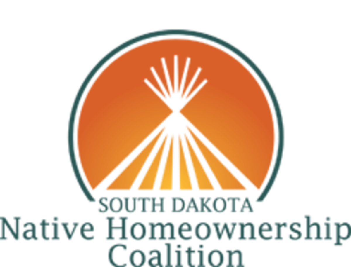 South Dakota Native Homeownership Coalition, SDNHC logo