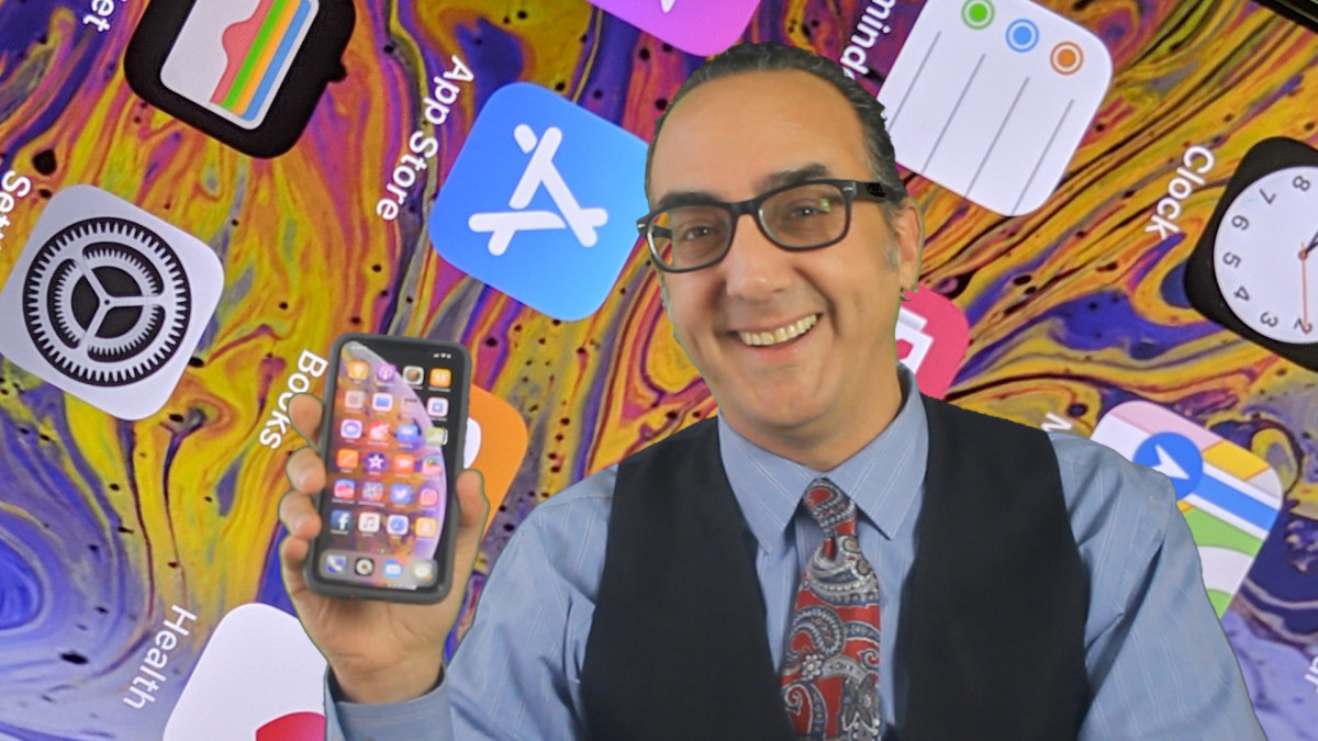 I'm a Native Nerd, and I am now trying the iPhone XS Max.