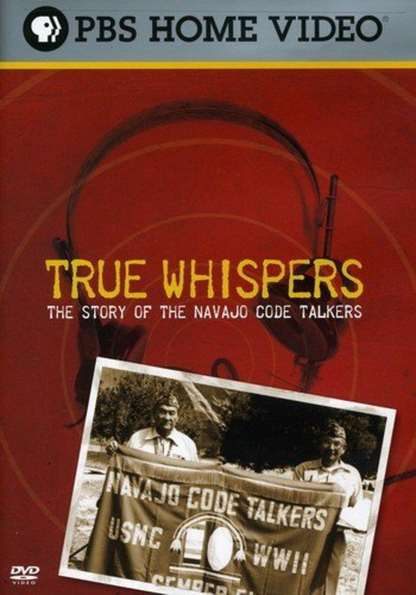 """""""True Whispers"""" is a documentary about the Navajo Code Talkers."""