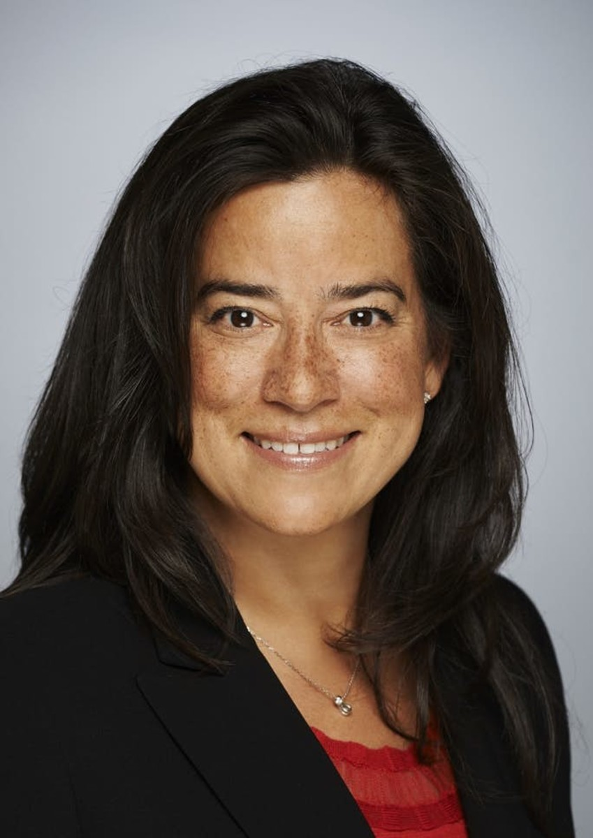 A member of Canada's Parliament, Jody Wilson-Raybould was tapped by Prime Minister Justin Trudeau to be minister of justice and attorney general. She eventually got at odds with Trudeau and ran for re-election in 2019 as an Independent. (Photo courtesy of Jody Wilson-Raybould)