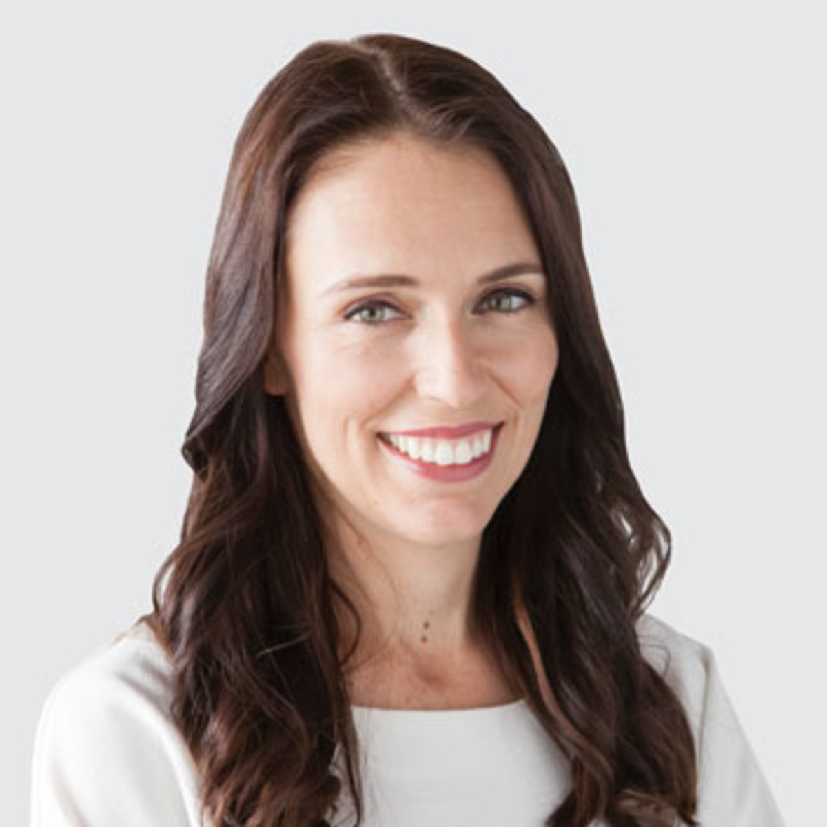 The Right Honorable Jacinda Adern, prime minister of New Zealand.