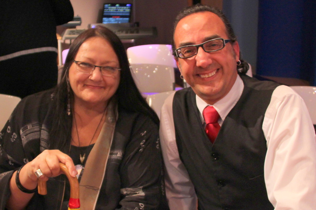 Suzan Shown Harjo is an icon in Indian Country who has taught me so much. Every word she has spoken to me has been an honor.