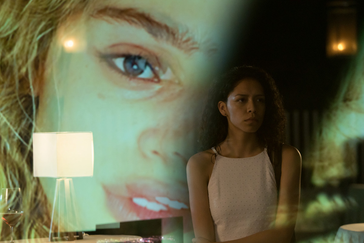Freshman actress Sivan Alyra Rose takes the viewer through a roller coaster of nail-biting emotion in a flawlessly-acted 10-episode series, which premiered on Netflix April 26th (Courtesy Netflix)
