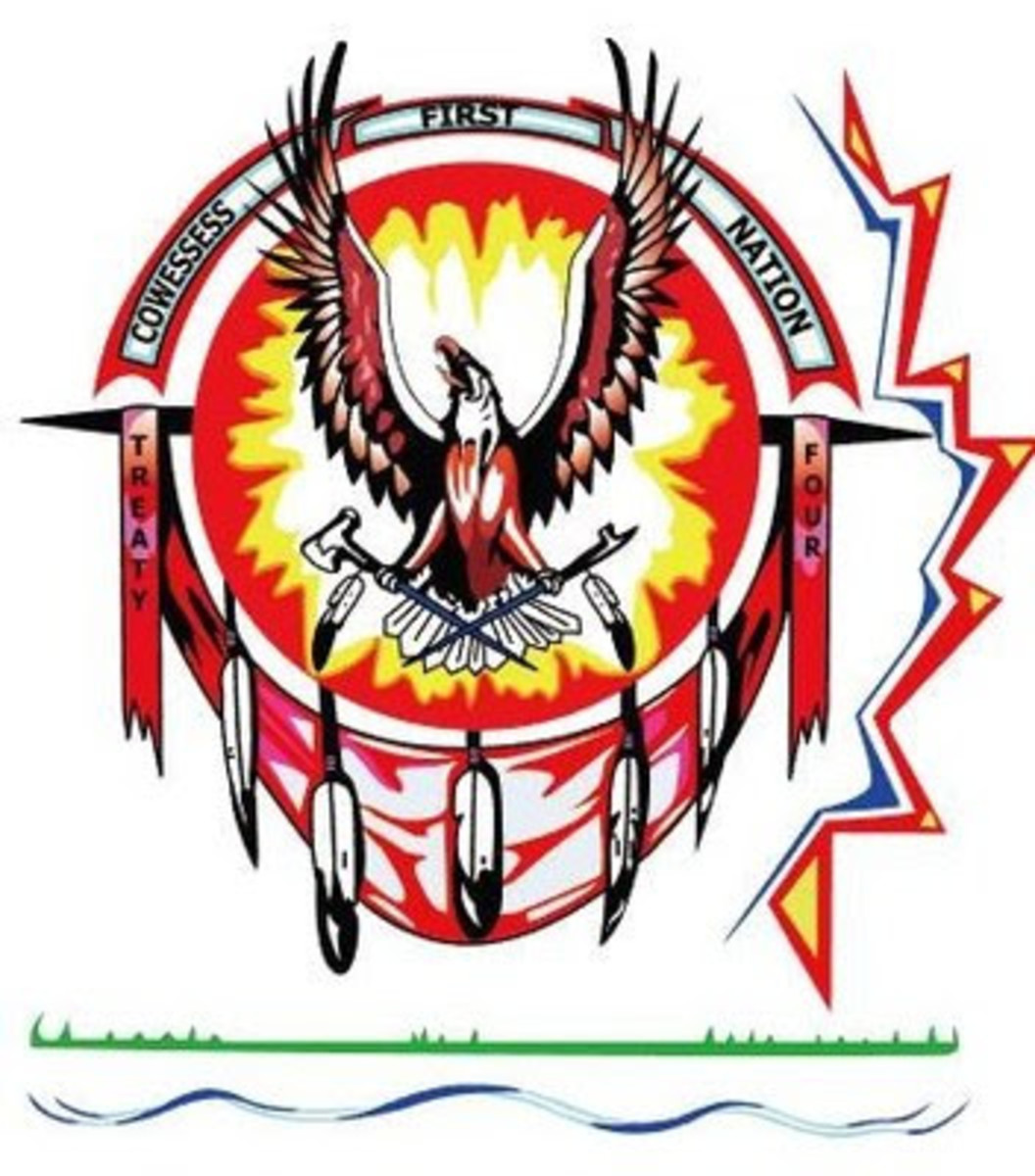 Cowessess First Nation logo