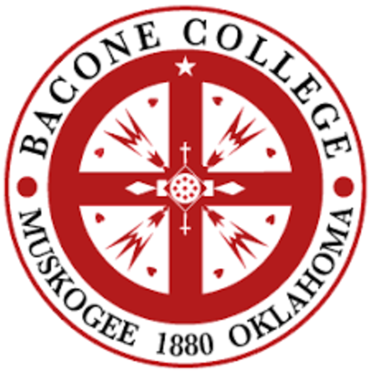 Bacone College - seal