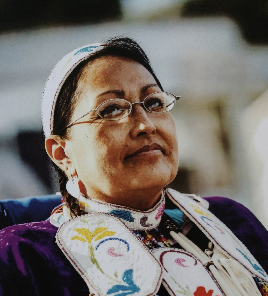 Theresa Henry, cultural keeper for South Dakota Urban Indian Health in Rapid City. (Photo courtesy of Theresa Henry)