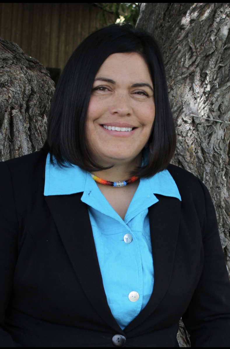 Democrat Andi Clifford became the first Northern Arapaho woman to serve in the Wyoming state House in 2018. (Photo courtesy of Andi Clifford)