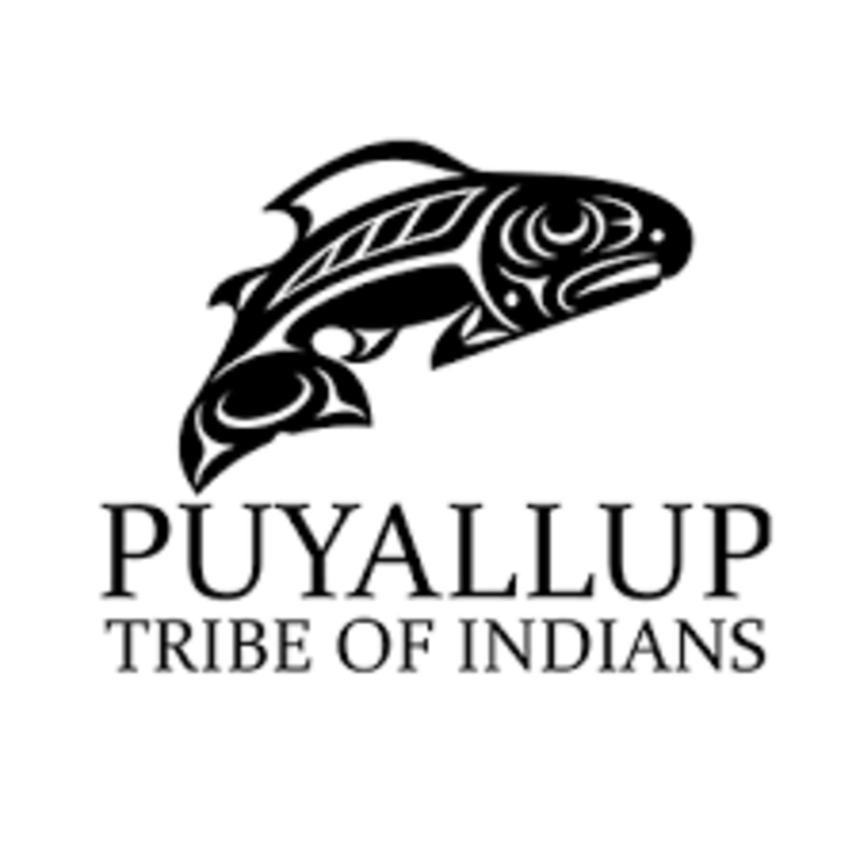 Puyallup Tribe of Indians - logo