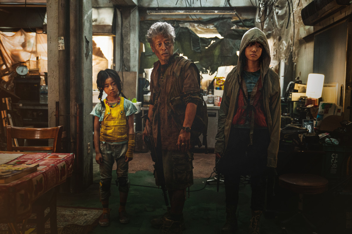 I wanted to know just a bit more about what happened to characters from the previous movie. The characters in this film were fantastic.(Courtesy Well Go Entertainment)