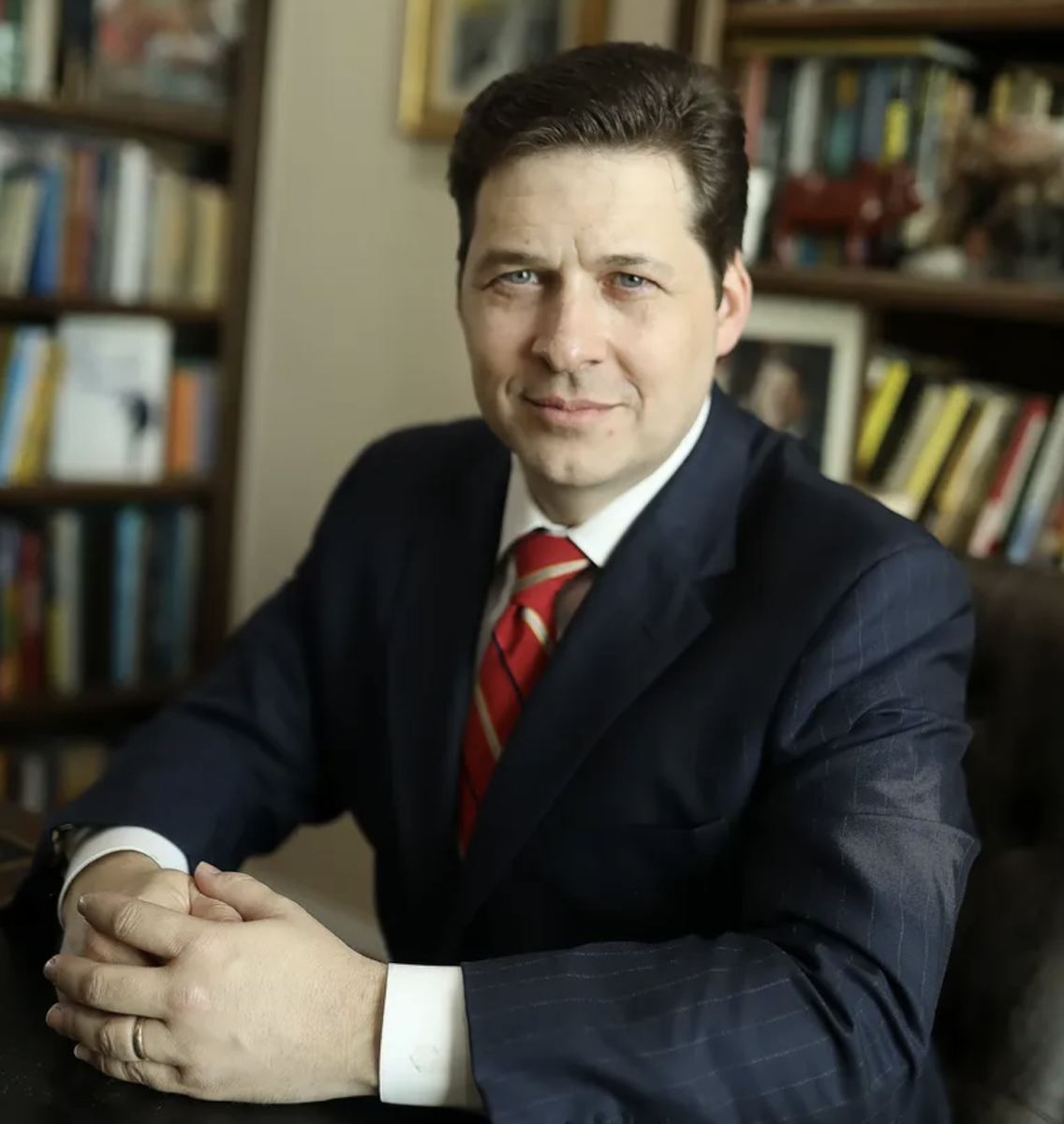 Shane Jett, a candidate for Oklahoma state senate. (Photo courtesy of Jett's campaign website)