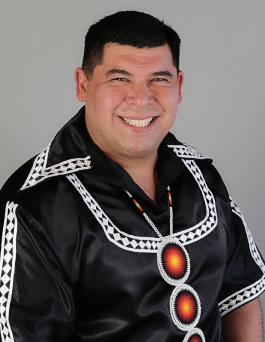 Within his first year as chief of the Choctaws, Cyrus Ben has already faced a devastating pandemic, other disasters and a personal fight with COVID-19. (Photo courtesy of Mississippi Band of Choctaw Indians)