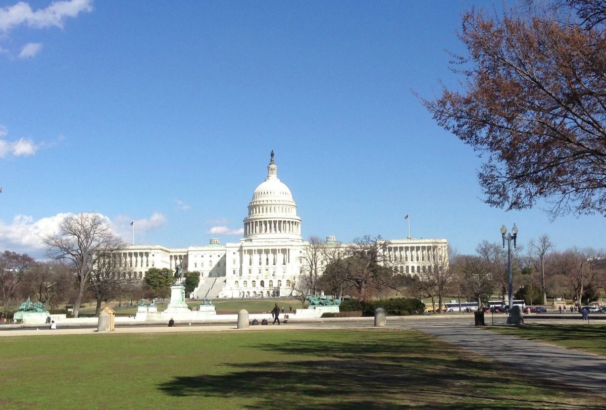 U.S. Capitol Building (Photo by Mark Trahant, Indian Country Today)