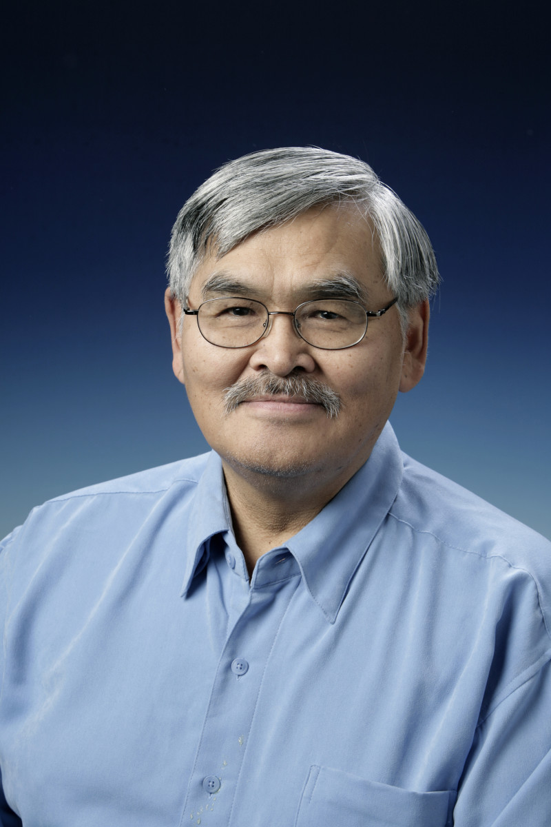 Jacob Adams, Sr., Inupiaq, was a key player in the formation of the Arctic Slope Regional Cooperation, the North Slope Borough and the Alaska Eskimo Whaling Commission. He has died at the age of 73. (Photo courtesy of Arctic Slope Regional Corporation).
