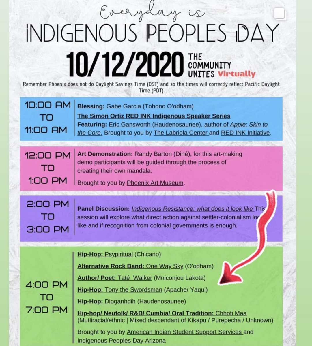 Everyday is Indigenous Peoples Day