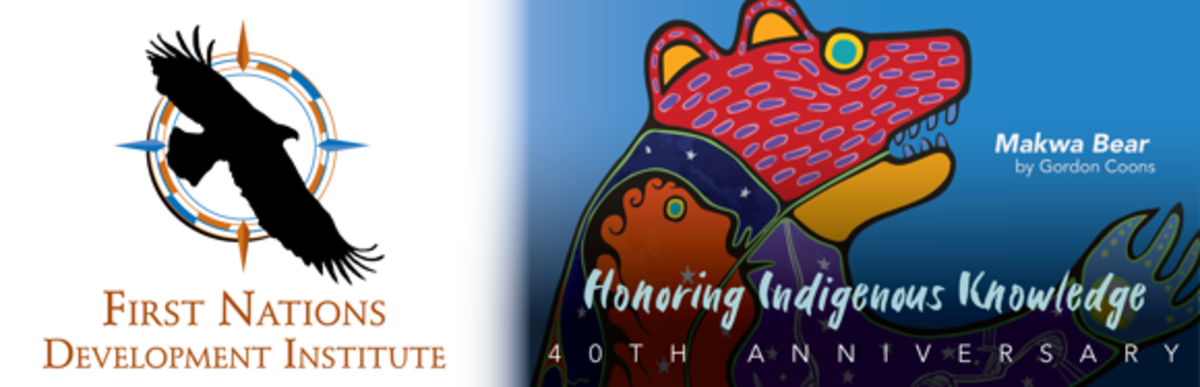 First Nations Development Institute - Honoring Indigenous Knowledge - banner graphic