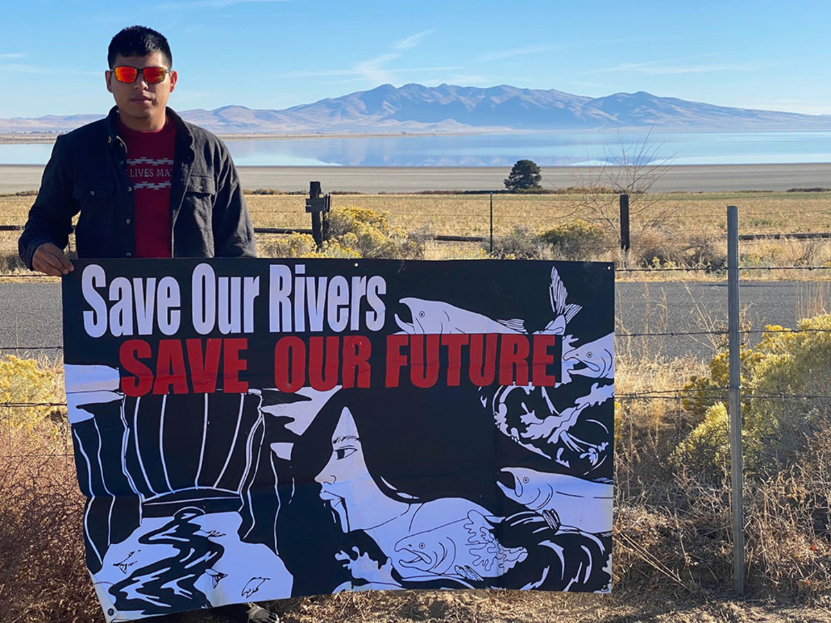 Save Our rivers Save Our future, Save California Salmon, Klamath