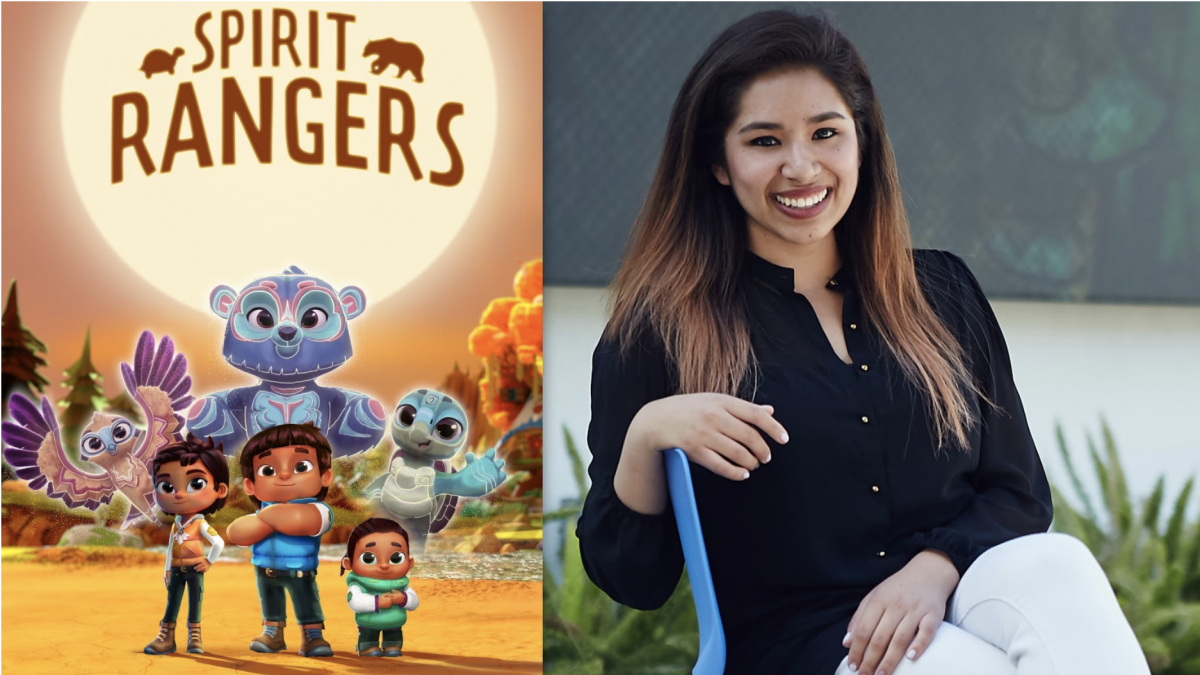 """Netflix announces an all-Native fantasy-adventure series """"Spirit Rangers"""" acted by Native actors with an all-Native writer's room and created by Chumash tribal citizen Karissa Valencia"""