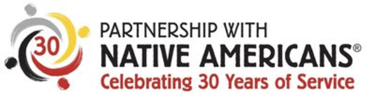 Partnership With Native Americans Celebrates its 30th Anniversary  - logo