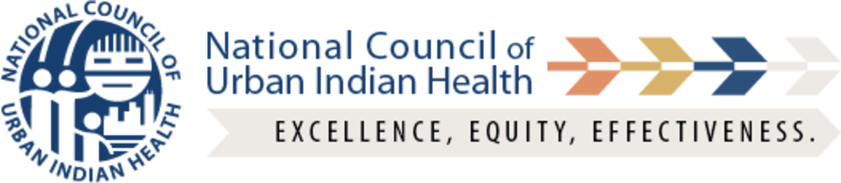 National Council of Urban Indian Health - logo 2020