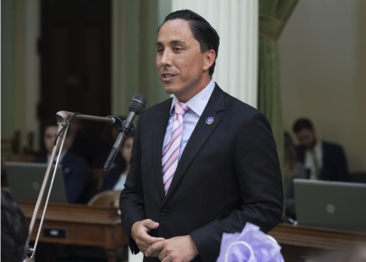 Todd Gloria, Tlingit, was elected mayor of San Diego, California on Nov. 3, 2020. (Photo courtesy of California State Assembly)