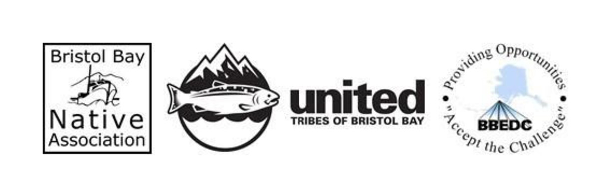 """Bristol Bay Leaders Release """"Call to Protect Bristol Bay"""" - United Tribes of Bristol Bay - logo"""
