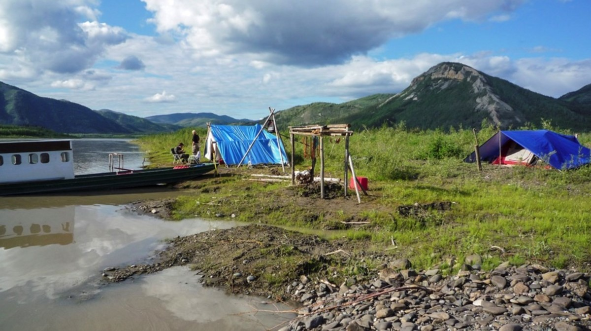 Subsistence - A modern-day fish camp on the Yukon River. NPS/Josh Spice Image 12-14-20 at 6.03 PM.jpg