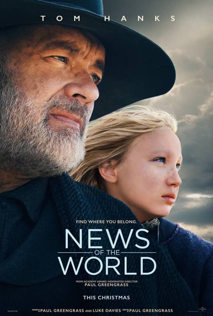 'News of the World' poster