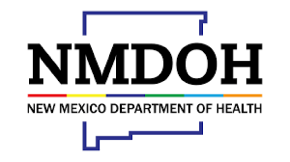 New Mexico Department of Health - NMDOH - logo 2021