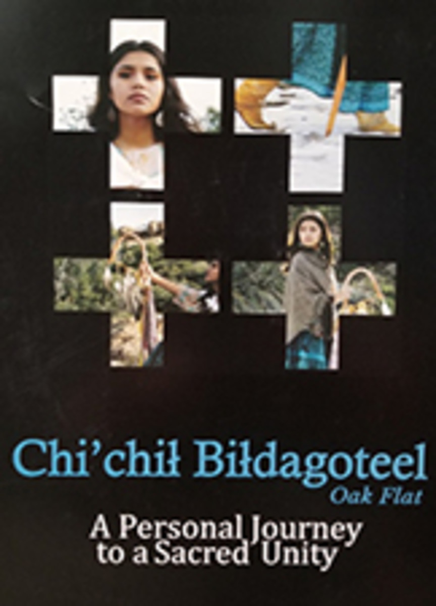 Chichilbildagoteel - Apache Stronghold - Save Oak Flat - logo small