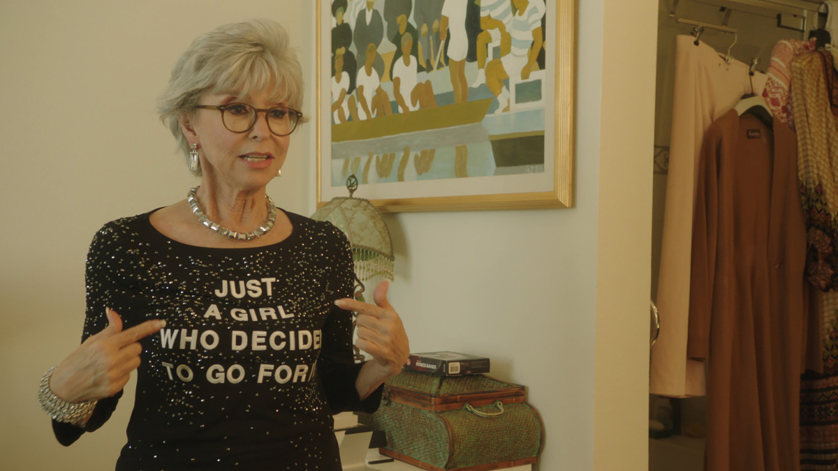 Rita Moreno - Just a Girl Who Decided to Go for It