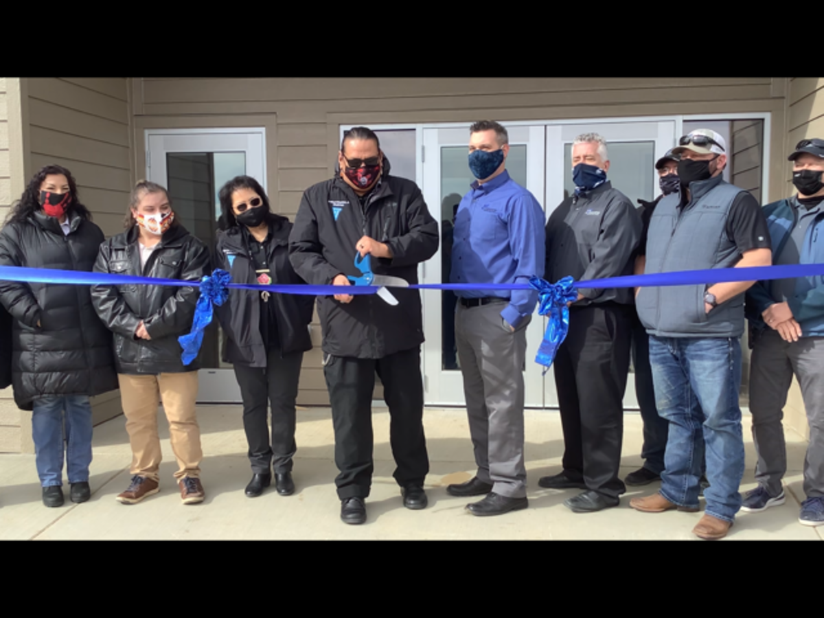 Consolidated Construction Co. teams with HKG Architects to build quarantine and isolation facility for Sisseton Wahpeton Oyate Tribe
