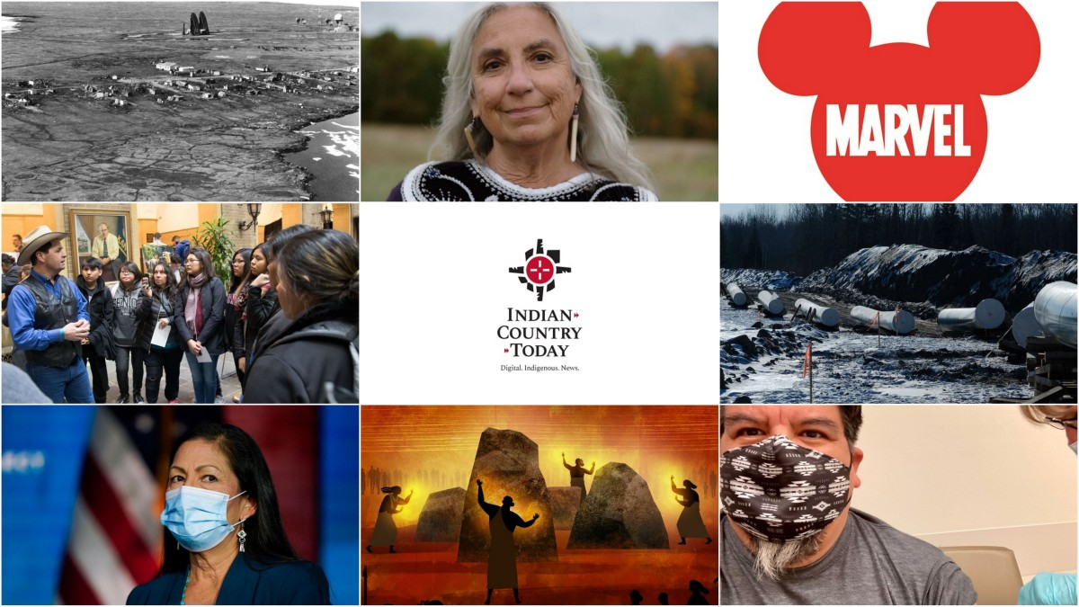 Top 10 Stories: What Indian Country read this past week as of March 6, 2021