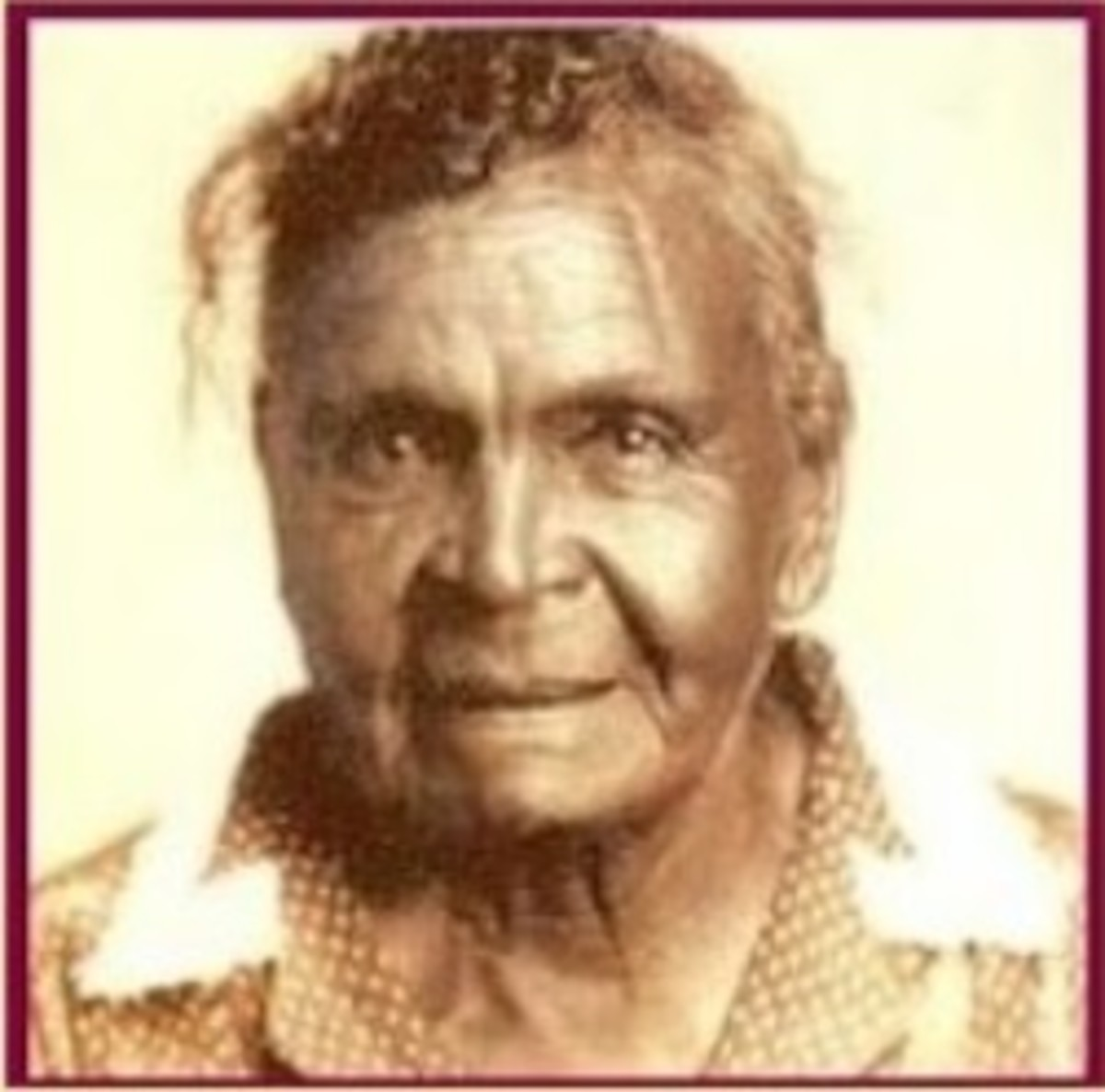 Angela Walton-Raji said she remembers drinking sassafras tea with her great-grandmother, Sallie Walton, pictured. Sassafras, or kvfi, is a part of Choctaw culture important enough that it has a month named after it. (Photo courtesy of Angela Walton-Raji, Underscore)