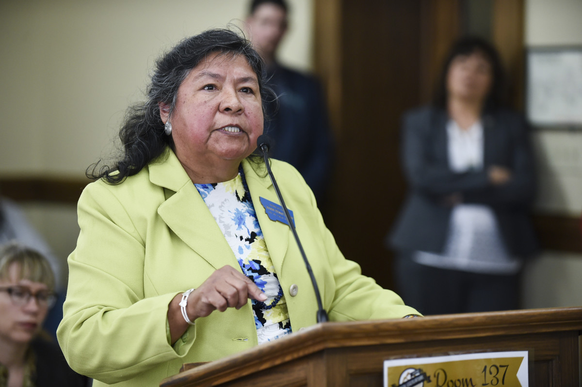 Committee endorses Native American voting rights bill