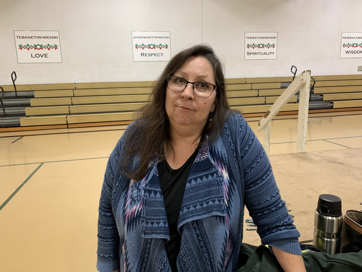 Suzanne Buffalo has been working to increase Meskwaki political participation since 1997. (Photo by Aliyah Chavez, Indian Country Today)