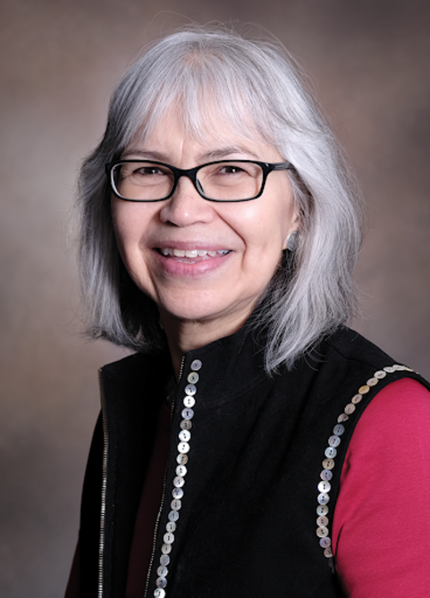 Francine Eddy Jones, director of tribal family and youth services, Central Council of Tlingit and Haida Indian Tribes of Alaska. (Photo courtesy of Central Council of Tlingit and Haida Indian Tribes of Alaska)