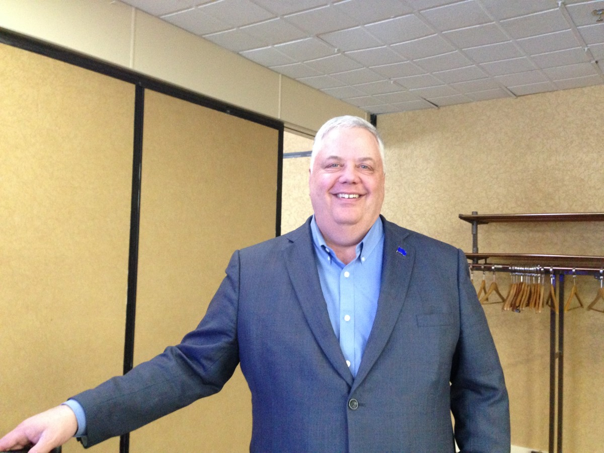 Bill Popp is president and CEO of the Anchorage Economic Development Corporation.
