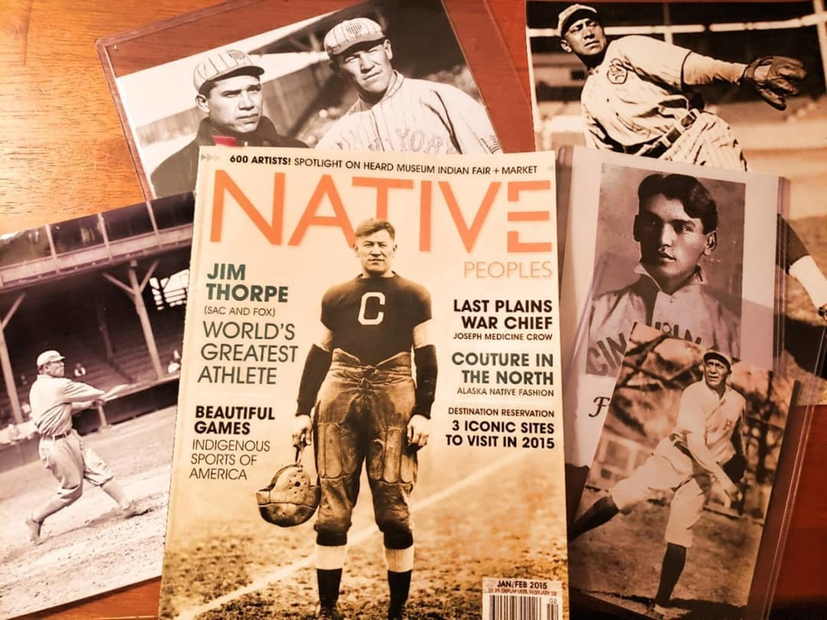 """The Cherokee Heritage Center is hosting an exclusive discussion on """"American Indians in Major League Baseball: The First Fifty Years"""" at the Chota Conference Center, located inside the Cherokee Casino in Tahlequah, Oklahoma on March 14."""