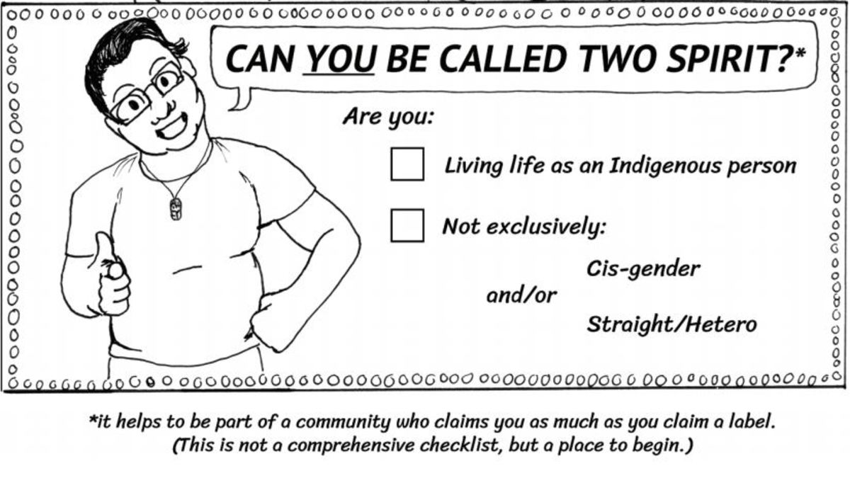 Can you be called two spirit