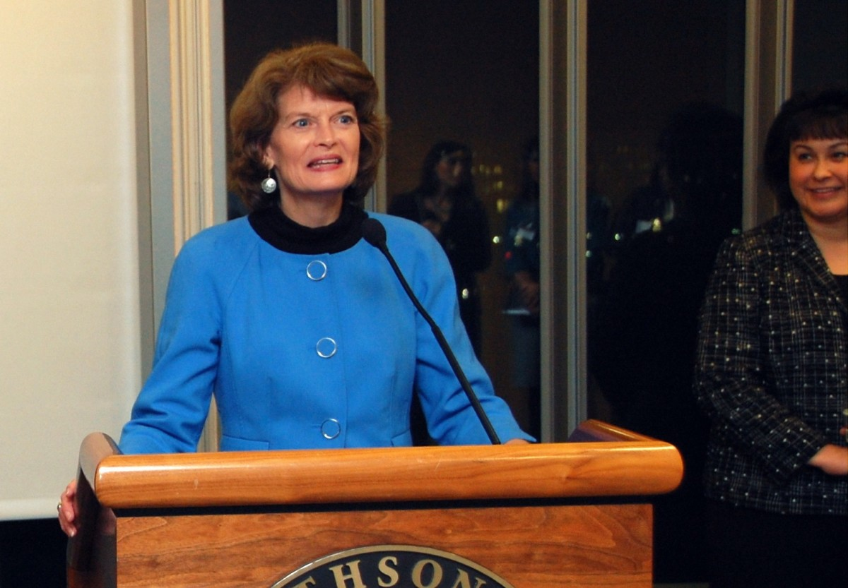 In 2018, Republican U.S. Sen. Lisa Murkowski of Alaska kept her promise to former Sen. Heidi Heitkamp by reintroducing legislation known as Savanna's Act, after the bill was stalled in Congress. The bill has been approved in the Senate and now must go to the House along with the Not Invisible Bill. (Photo Vincent Schilling)